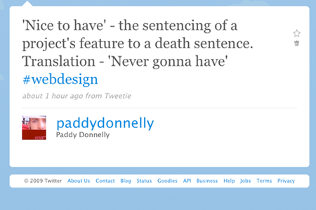 paddy donnelly twitter
